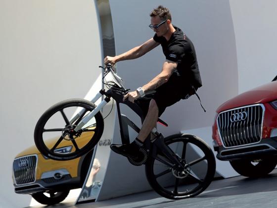 AUDIS EBIKE - Audi e bike